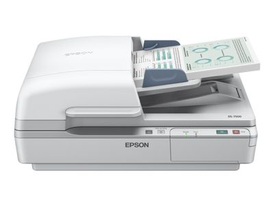 Epson WorkForce DS-6500 - dokumentskanner - USB 2.0 (B11B205231)