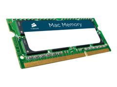 Corsair Mac Memory - DDR3 - 8 GB - SO DIMM 204-pin - ikke-bufret