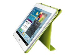 "Samsung Book Cover EFC-1H8S - Lommebok for nettbrett - limegrønn - 10.1"" - for Galaxy Tab 2 (10.1), Tab 2 (10.1) WiFi"