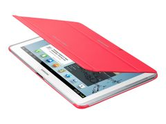 "Samsung Book Cover EFC-1H8S - Lommebok for nettbrett - rosa - 10.1"" - for Galaxy Tab 2 (10.1), Tab 2 (10.1) WiFi"
