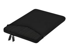 "DICOTA Code Laptop Sleeve 13"" - Notebookhylster - 13"" - svart - for Apple MacBook Air (13.3 in); MacBook Pro (13.3 in)"