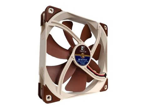 Noctua NF-A14 FLX - Kabinettvifte - 140 mm (NF-A14 FLX)
