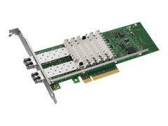 Intel Ethernet Converged Network Adapter X520-SR2 - nettverksadapter - PCIe 2.0 x8 - 10GBase-SR x 2