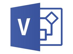 Microsoft Visio Standard 2019 - Lisens - 1 PC - Nedlasting - ESD - National Retail, Click-to-Run - Win - All Languages