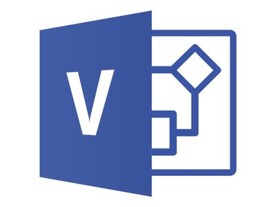 Microsoft Visio Standard 2019 - Lisens - 1 PC - Nedlasting - ESD - National Retail, Click-to-Run - Win - All Languages (D86-05822)
