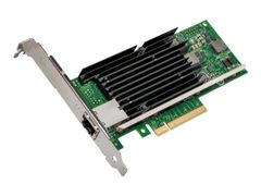 Intel Ethernet Converged Network Adapter X540-T1 - Nettverksadapter - PCIe 2.1 x8 lav profil - 10Gb Ethernet