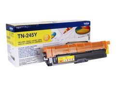 Brother TN245Y - Høy ytelse - gul - original - tonerpatron - for Brother DCP-9015, DCP-9020, HL-3140, HL-3150, HL-3170, MFC-9140, MFC-9330, MFC-9340