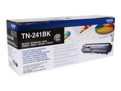 Brother TN241BK - Svart - original - tonerpatron - for Brother DCP-9015, DCP-9020, HL-3140, HL-3150, HL-3170, MFC-9140, MFC-9330, MFC-9340