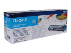 Brother TN241C - cyan - original - tonerpatron