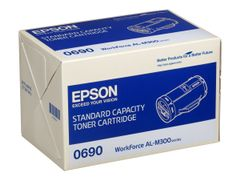 Epson Svart - original - tonerpatron - for WorkForce AL-M300, AL-MX300