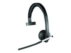 Logitech Wireless Headset Mono H820e - hodesett