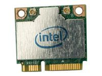 Intel Dual Band Wireless-AC 7260 - Nettverksadapter - PCIe Half Mini Card - 802.11ac, Bluetooth 4.0 LE