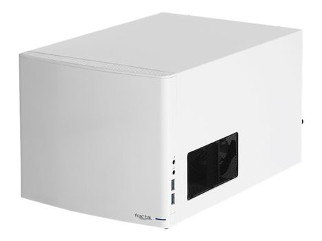 Fractal Design Node 304 - tower - mini-ITX (FD-CA-NODE-304-WH)