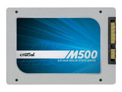 CRUCIAL M500 - Solid State Drive - kryptert - 240 GB - intern - 2.5