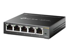 TP-Link Easy Smart TL-SG105E - Switch - 5 x 10/ 100/ 1000 - stasjonær