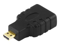 Deltaco HDMI-24 - HDMI-adapter