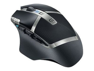 Logitech Gaming Mouse G602 - mus - 2.4 GHz (910-003823)