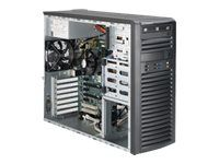 SUPERMICRO SuperWorkstation 5038A-iL - MDT - ingen CPU - 0 GB
