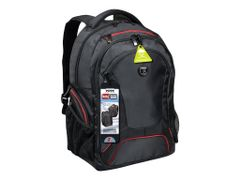 PORT DESIGNS PORT Back Pack and Messenger Line COURCHEVEL - Notebookryggsekk - 17.3