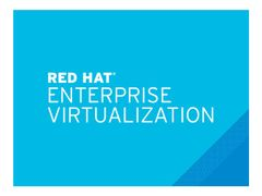 RED HAT Enterprise Virtualization - Premiumabonnement (3 år) - 2 kontakter - promo - Linux