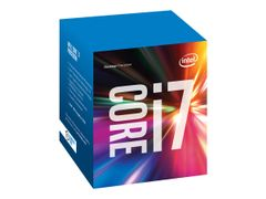 Intel Core i7 6700 - 3.4 GHz - 4 kjerner - 8 strenger - 8 MB cache - LGA1151 Socket - Boks