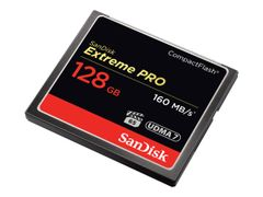 SanDisk Extreme Pro 128GB CompactFlash