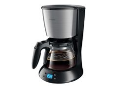 Philips HD7459/20 - Kaffemaskin - 15 kopper - svart