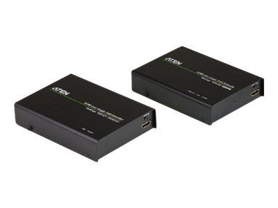 ATEN VE812 HDMI over Single Cat 5 Extender - video/ lyd-forlenger - HDMI (VE812-AT-G)