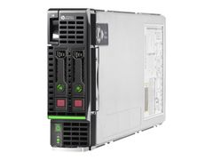 Hewlett Packard Enterprise HPE ProLiant BL460c Gen8 - Server - blad - toveis - 1 x Xeon E5-2609V2 / 2.5 GHz - RAM 16 GB - SAS - hot-swap 2.5