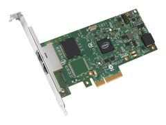 Intel Ethernet Server Adapter I350-T2 - nettverksadapter - PCIe 2.1 x4 - 1000Base-T x 2