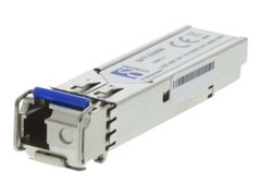 Deltaco SFP-C0019 - SFP (mini-GBIC) transceivermodul (tilsvarer: Cisco GLC-FE-100BX-U) - 100Mb LAN - 100Base-BX10-U - LC-enkeltmodus - opp til 10 km - 1310 (TX) / 1550 (RX) nm - for Cisco Catalyst 2960, 3560;