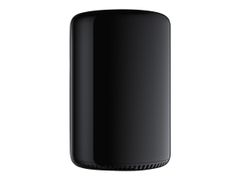 Apple Mac Pro - Tower - 1 x Xeon E5 / 3.5 GHz - RAM 16 GB - SSD 256 GB - FirePro D500 - GigE - WLAN: Bluetooth 4.0, 802.11a/b/g/n/ac - Apple macOS Mojave 10.14 - monitor: ingen