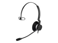 Jabra BIZ 2300 USB MS Mono - Hodesett - on-ear - kablet - USB