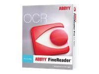 ABBYY FineReader Pro for MAC - Lisens - 1 bruker - ESD - Mac (FR-MACPEFUMMSO)