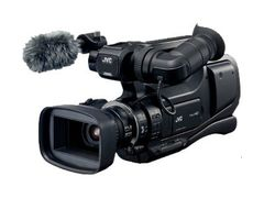 JVC GY-HM70E - Videoopptaker - 1080 p - 12.0 MP - 10optisk x-zoom - flashkort