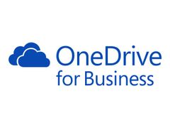 Microsoft OneDrive for Business (Plan 1) - Abonnementslisens (1 år) - 1 bruker - STAT, Microsoft-kvalifisert - OLP: Government - Open - Win, Mac, Android, iOS, Windows Phone