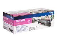 Brother TN321M - magenta - original - tonerpatron