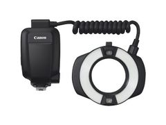 Canon MR-14EX II Macro Ring Lite - Ringtype-blitz - 14 (m) - for EOS 2000, 3000, 4000, 77, 800, 9000, Kiss X80, Kiss X90, Kiss X9i, Rebel T7, Rebel T7i