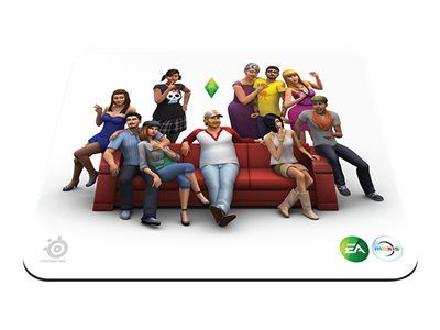 SteelSeries QCK THE SIMS 4 EDITION - Musematte (67292)