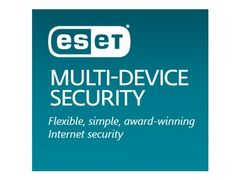 ESET Multi-Device Security - Abonnementslisens (2 år) - 3 mobilenheter, 3 datamaskiner - Win, Mac, Android