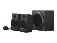 Logitech Z333 - Høyttalersystem - for PC - 2,1 kanaler - 40 watt (Total)