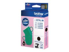 Brother LC227XLBK - Svart - original - blekkpatron - for Brother DCP-J4120, MFC-J4420, MFC-J4620, MFC-J4625; Business Smart MFC-J4420, MFC-J4620