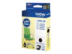 Brother LC229XLBK - Svart - original - blekkpatron - for Brother MFC-J5320DW,  MFC-J5620DW,  MFC-J5625DW,  MFC-J5720DW
