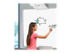 NEC UM330Wi Interactive Multi-Pen Whiteboard Kit - Interaktiv whiteboard m/ projektor