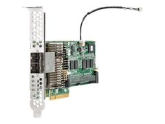 Hewlett Packard Enterprise HPE Smart Array P441/4GB with FBWC - Diskkontroller - 8 Kanal - SATA 6Gb/s / SAS 12Gb/s lav profil - 12 Gbit - RAID 0, 1, 5, 6, 10, 50, 60, 1 ADM, 10 ADM - PCIe 3.0 x8 - for Apollo 4510 Gen9; ProLiant