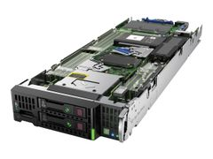 Hewlett Packard Enterprise HPE ProLiant BL460c Gen9 - Server - blad - toveis - 1 x Xeon E5-2620V3 / 2.4 GHz - RAM 32 GB - SAS - hot-swap 2.5