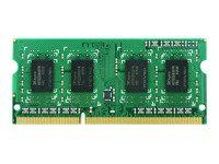 Synology DDR3 - 4 GB - SO DIMM 204-pin - ikke-bufret