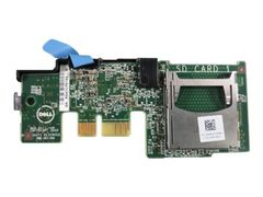 DELL Internal Dual SD Module - Kortleser (SD) - for PowerEdge T330, T630; Precision Rack 7910; PowerEdge R330, R430, R830