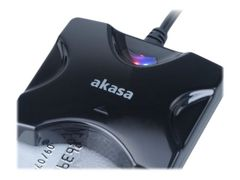 AKASA AK-CR-03BKV2 - SMART-kortleser - USB 2.0