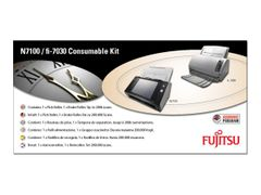 FUJITSU Consumable Kit - Skannervalsesett - for Network Scanner N7100
